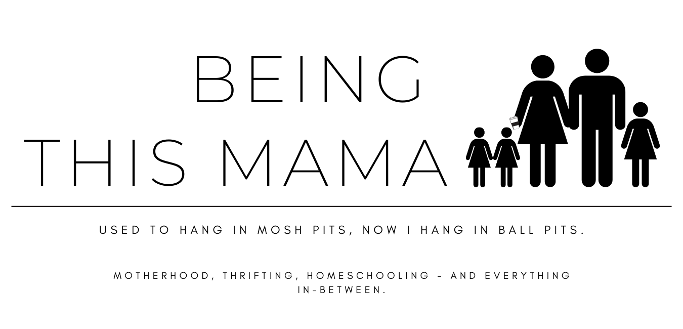 BEING THIS MAMA